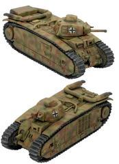 Flammwagen B-2(f) Cchar-B)