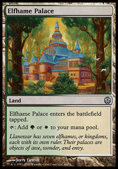 Elfhame Palace on Channel Fireball