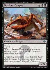 Noxious Dragon - Foil