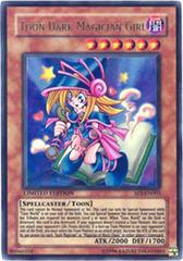 Toon Dark Magician Girl - JUMP-EN010 - Ultra Rare - Promo Edition