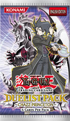 Duelist Pack 2: Chazz Princeton Booster Pack