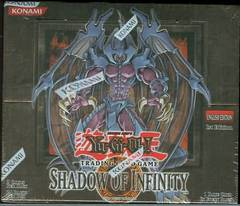 Shadow of Infinity 1st Edition Booster Box