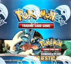 Diamond And Pearl: Majestic Dawn Booster Box