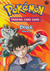 'Brock' Gym Heroes Theme Deck