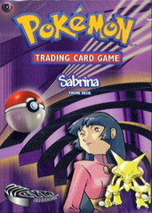 'Sabrina' Gym Challenge Theme Deck
