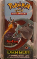 'Fire Fang' EX Dragon Theme Deck