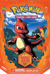 Fire Red EX Fire Red And Leaf Green Theme Deck