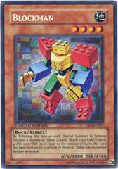 Blockman - DPK-ENSE1 - Secret Rare - Limited Edition