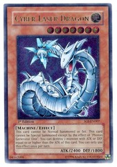 Cyber Laser Dragon - Ultimate - SOI-EN007 - Ultimate Rare - 1st Edition