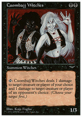 Cuombajj Witches on Channel Fireball