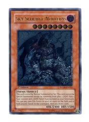 Sky Scourge Norleras - FOTB-EN022 - Ultimate Rare - 1st Edition
