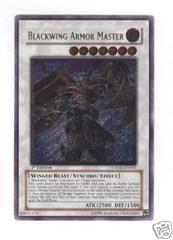 Blackwing Armor Master - CRMS-EN041 - Ultimate Rare - 1st Edition