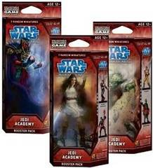 Jedi Academy Booster Pack