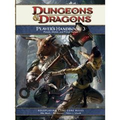 Dungeons and Dragons RPG 4th Edition: Player's Handbook 3