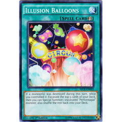 Illusion Balloons - SECE-EN053 - Common - 1st Edition
