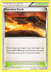 Scorched Earth - 138/160 - Uncommon