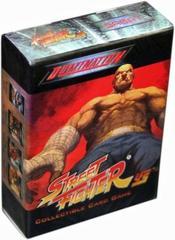 Street Fighter Domination Sagat Starter Deck