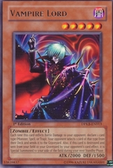 Vampire Lord - DPKB-EN013 - Rare - 1st Edition