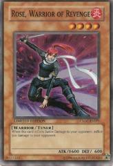 Rose, Warrior of Revenge - CSOC-ENSP1 - Super Rare - Limited Edition on Channel Fireball