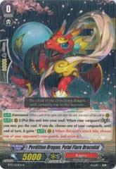 Perdition Dragon, Petal Flare Dracokid - BT17/032EN - R