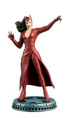 MARVEL CHESS FIG COLL MAG #29 SCARLET WITCH WHITE PAWN (C: 0