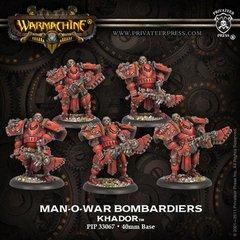 Man O War Bombardiers