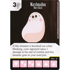 Marshmallon - Bites Back (Die & Card Combo)