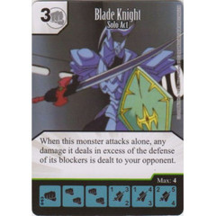 Blade Knight - Solo Act (Card Only)