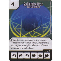 Spellbinding Circle - Basic Action Card (Card Only)