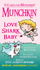 Munchkin Love Shark Baby Booster Pack