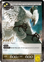 Rukh, the Pure White Divine Hawk - S-003 - S
