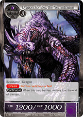 Dragon Zombie, the Necrodragon - 2-132 - U