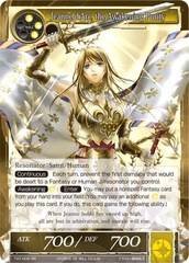 Jeanne d'Arc, the Awakening Purity - TAT-006 - SR - 1st Printing