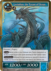 Leviathan, the Tyrant of Ocean - S-008 - S