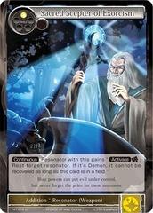 Sacred Scepter of Exorcism - TAT-015 - U - 1st Printing