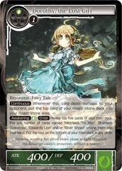 Dorothy, the Lost Girl - TAT-058 - R on Channel Fireball