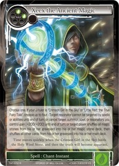 Xeex the Ancient Magic [TAT-072 R] English Foil