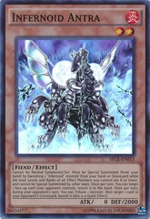 Infernoid Antra - SECE-EN013 - Super Rare - Unlimited Edition