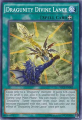Dragunity Divine Lance - SECE-EN062 - Common - Unlimited Edition