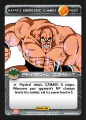 Nappa's Energized Charge - 137 - Regular