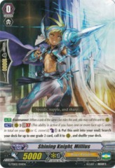 Shining Knight, Milius - G-TD02/014EN on Channel Fireball