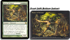 Force of Nature - Oversized 9th Edition Box Topper