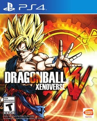 Dragon Ball - Xenoverse XV (Playstation 4)