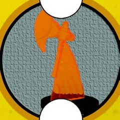 Axe (Orange) (R203.02)