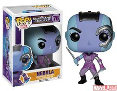 #76 - Nebula - Guardians of the Galaxy