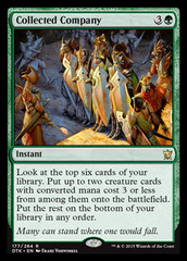Collected Company - Foil on Channel Fireball