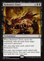Hedonist's Trove - Foil
