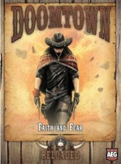 Doomtown: Reloaded - Saddle Bag Expansion #4 - Faith and Fear