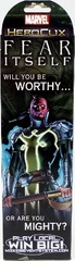 Marvel Fear Itself Booster Pack