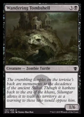 Wandering Tombshell - Foil